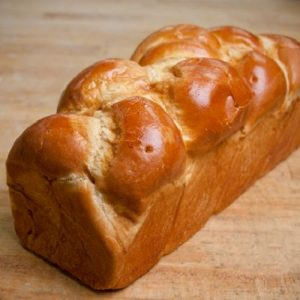 Square Challah(Plain) Loaf Each