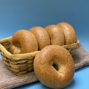 Bagels (whole-wheat) Pack of 6