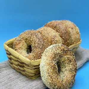 Bagels (Everything's) Pack of 6